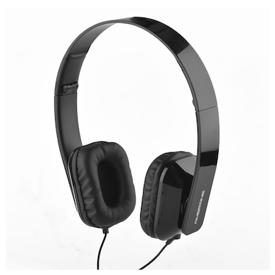 2ac5ae679e5 Ambrane HP-11 Over Ear Wireless Headphones With Mic Black Price in India ...