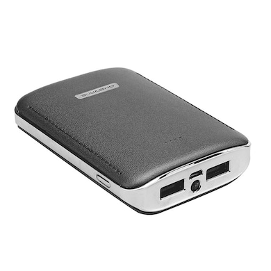 Ambrane P-1001 Power Bank 10050 mAh Black images, Buy Ambrane P-1001 Power Bank 10050 mAh Black online at price Rs. 899