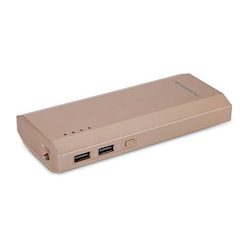 Ambrane P-1111 Power Bank 10000 mAh Gold images, Buy Ambrane P-1111 Power Bank 10000 mAh Gold online at price Rs. 849