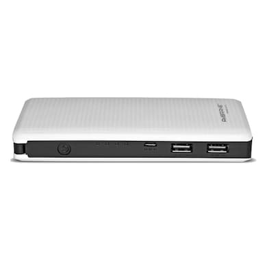Ambrane P-1311 Power Bank 15600 mAh White Price in India