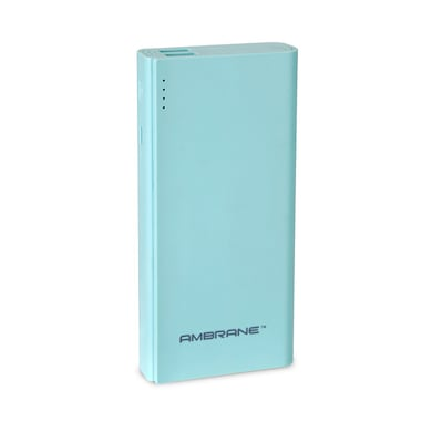 Ambrane P-1333 Power Bank 13000 mAh Green images, Buy Ambrane P-1333 Power Bank 13000 mAh Green online at price Rs. 1,099