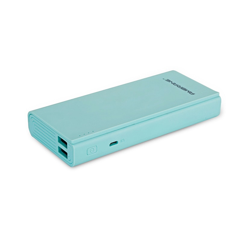 Buy Ambrane P-1333 Power Bank 13000 mAh Green online