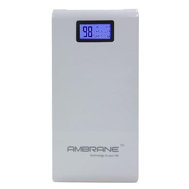 Ambrane P-1500 Power Bank 15600 mAh White Price in India