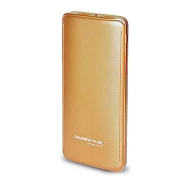 Ambrane P-1511 Power Bank 15600 mAh Gold images, Buy Ambrane P-1511 Power Bank 15600 mAh Gold online at price Rs. 1,199