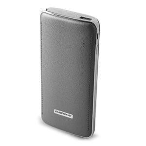 Ambrane P-1600 Power Bank 16750 mAh Grey