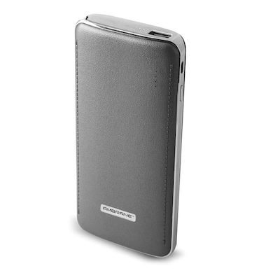 Ambrane P-1600 Power Bank 16750 mAh Grey Price in India