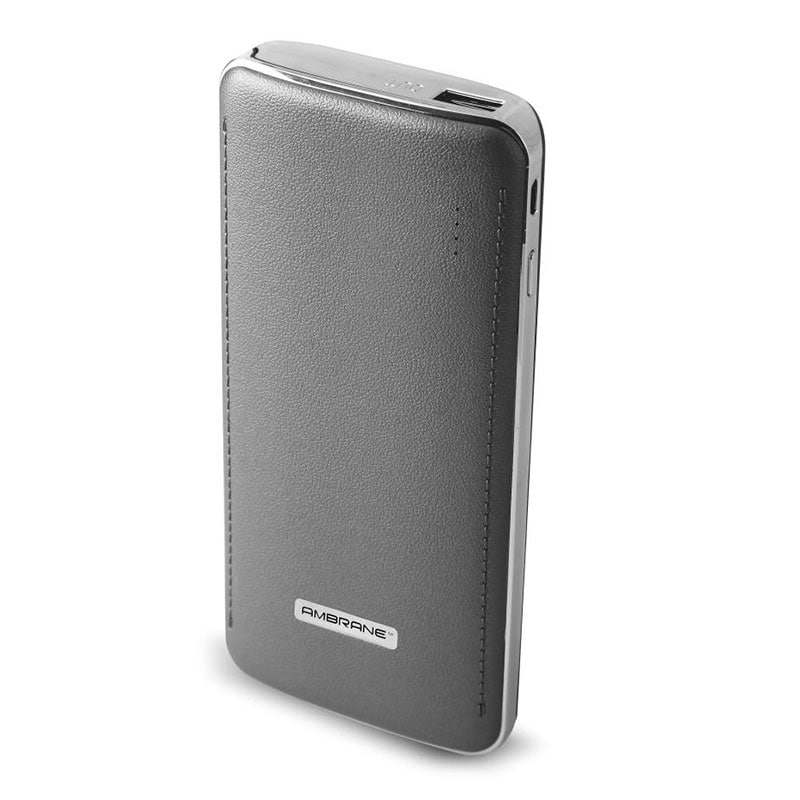 Buy Ambrane P-1600 Power Bank 16750 mAh Grey online