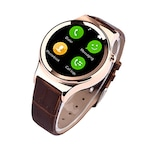 Buy Ambrane W-2000 Smart Watch With Bluetooth Call Gold Online