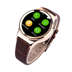 Buy Ambrane W-2000 Smart Watch With Bluetooth Call Online