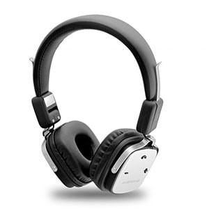 Buy Ambrane WH-1100 Wireless Bluetooth Headphones with Mic Online