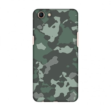 size 40 4a749 0837f Amzer Designer Case Camou-Amazon Green For Oppo A83