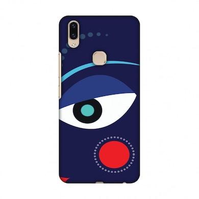 Amzer Designer Case Divine Goddess - Blue For Vivo V9 Multicolor images, Buy Amzer Designer Case Divine Goddess - Blue For Vivo V9 Multicolor online at price Rs. 499