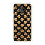 Buy Amzer Designer Case Emoji Love For Motorola Moto G6 Multicolor Online