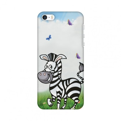 4085001b14f Amzer Designer Case Lexi Zebra For iPhone SE Multicolor Price in ...