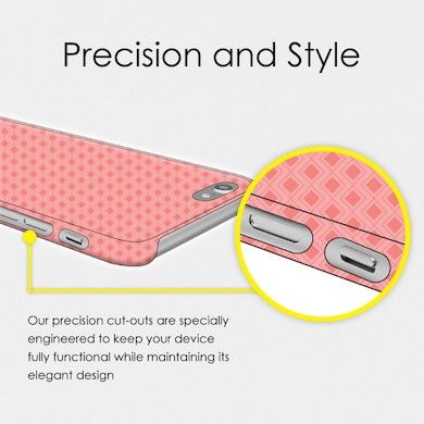 Amzer Designer Case Pyaar Ka Karz- Mustard For Xiaomi Mi 4 Multicolor Price in India