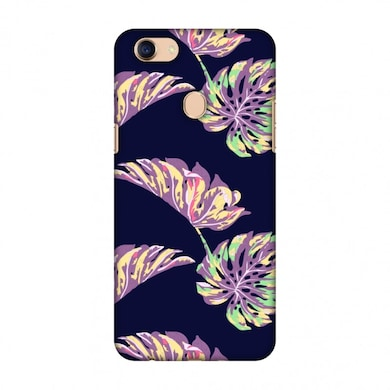 Amzer Designer Case Vivid Tropical - Midnight Blue For Oppo A73, Oppo F5  Youth, Oppo F5
