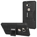 Buy Amzer Hybrid Warrior Case for Huawei Honor 5X Black Online