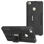 Buy Amzer Hybrid Warrior Case for Xiaomi Mi Max Black Online