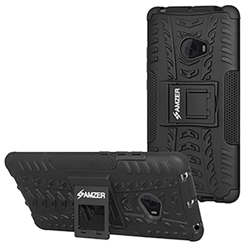 quality design 1946f 46f0c Amzer Hybrid Warrior Case for Xiaomi Mi Note 2 Black Price in India – Buy  Amzer Hybrid Warrior Case for Xiaomi Mi Note 2 Black Cases And Covers ...