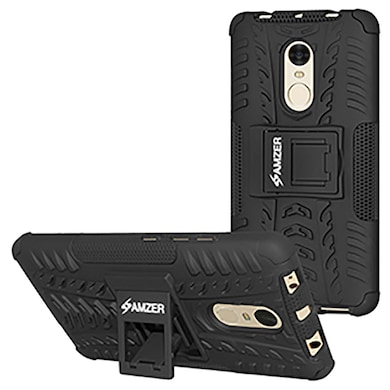 separation shoes e2746 0898f Amzer Hybrid Warrior Case for Xiaomi Redmi Note 4 Black Price in ...
