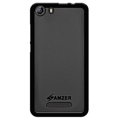half off cc1aa 8b326 Amzer Pudding TPU Case For Micromax Canvas Spark 2