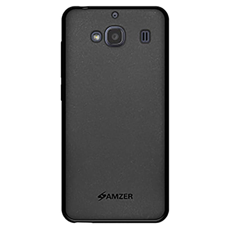 brand new 0e6a7 9d86f Amzer Pudding TPU Case for Xiaomi Redmi 2 Black Price in India – Buy Amzer  Pudding TPU Case for Xiaomi Redmi 2 Black Cases And Covers Online