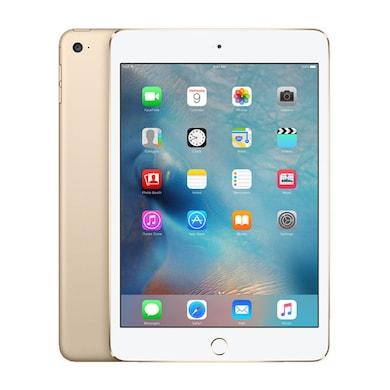 Apple iPad Mini 4 Wi-Fi+Cellular Gold, 32 GB Price in India
