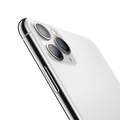 Apple iPhone 11 Pro Max (Silver, 64GB) Price in India