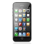 Buy Refurbished Apple iPhone 5 (1 GB, 16 GB) Black Online