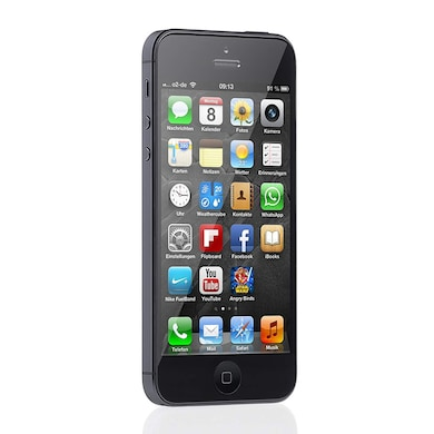 Refurbished Apple iPhone 5 (Black, 1GB RAM, 32GB) Price in India