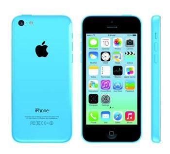 Apple iPhone 5C (Blue, 1GB RAM, 8GB) Price in India