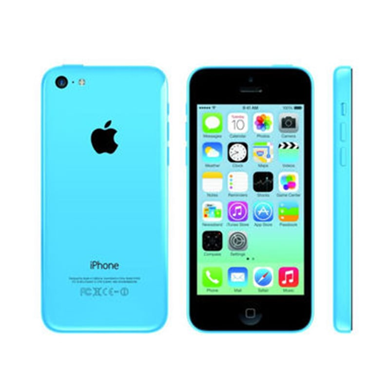 Buy IMPORTED Apple iPhone 5C Blue,16 GB online