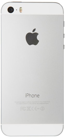 Apple iPhone 5s Silver, 16 GB images, Buy Apple iPhone 5s Silver, 16 GB online at price Rs. 17,350