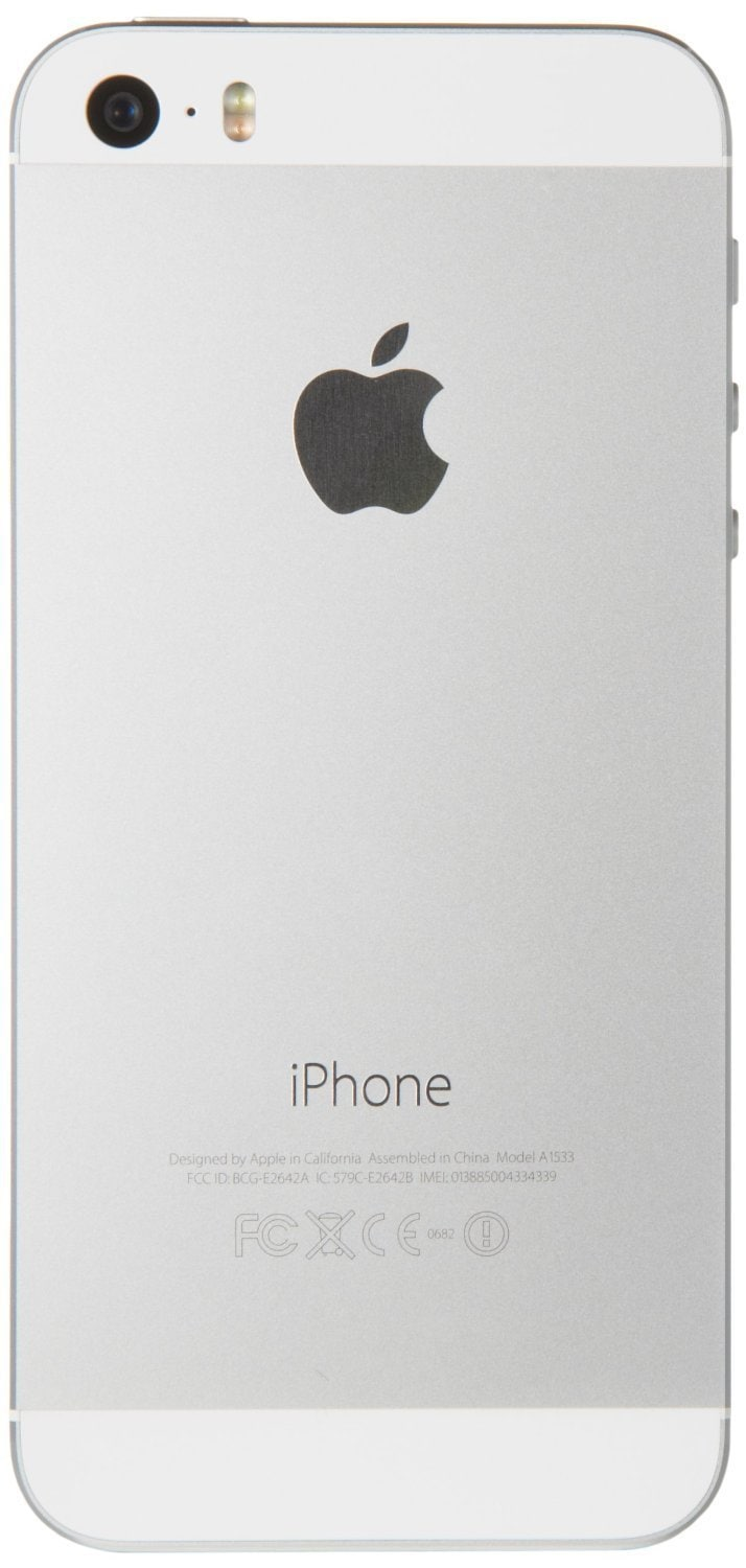 Apple iPhone 5s Silver, 16 GB images, Buy Apple iPhone 5s Silver, 16 GB online at price Rs. 17,399