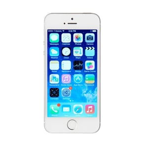 Apple iPhone 5s Silver, 16 GB