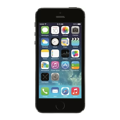 Apple iPhone 5s (Space Grey, 1GB RAM, 16GB) Price in India