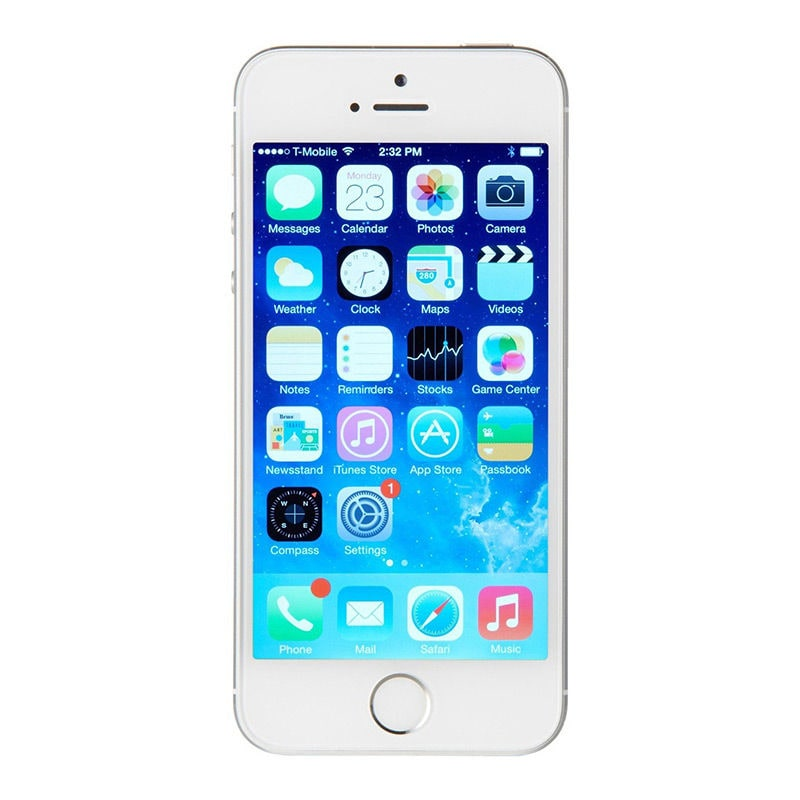 Buy Apple iPhone 5s Silver, 16 GB online