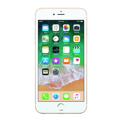 Refurbished Apple iPhone 6 Plus Fingerprint sensor not working, 16 GB (Gold, 1GB RAM, 16GB) Price in India
