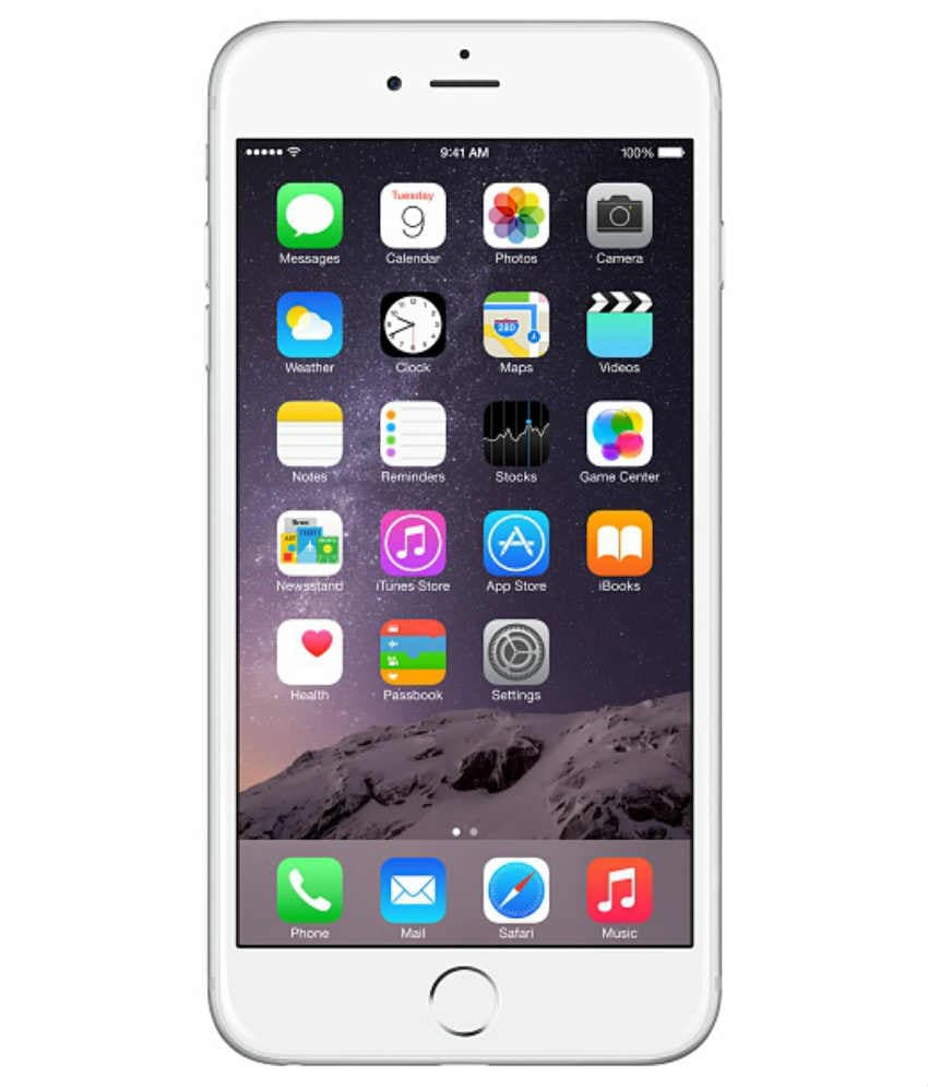 Buy Apple iPhone 6 (Gold, 1GB RAM, 64GB) Price in India ...