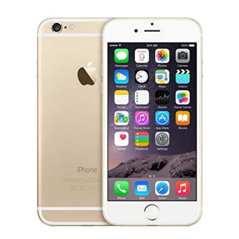 Iphone 6 gold price in india