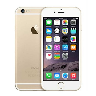 IMPORTED Apple iPhone 6 (Gold, 1GB RAM, 64GB) Price in India