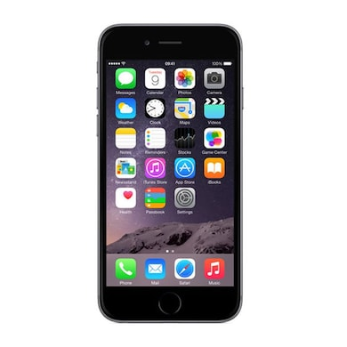Refurbished Apple iPhone 6 with Brand Box (Space Grey, 1GB RAM, 16GB) Price in India