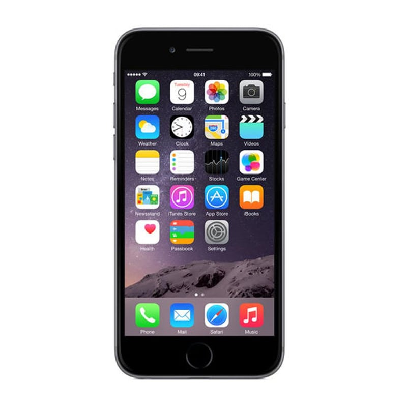 Buy IMPORTED Apple iPhone 6 Space Grey, 64 GB online