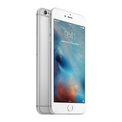Refurbished Apple iPhone 6 Fingerprint sensor not working, 64 GB (Silver, 64GB) Price in India