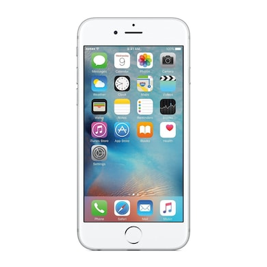 Apple iPhone 6s (Silver, 2GB RAM, 32GB) Price in India