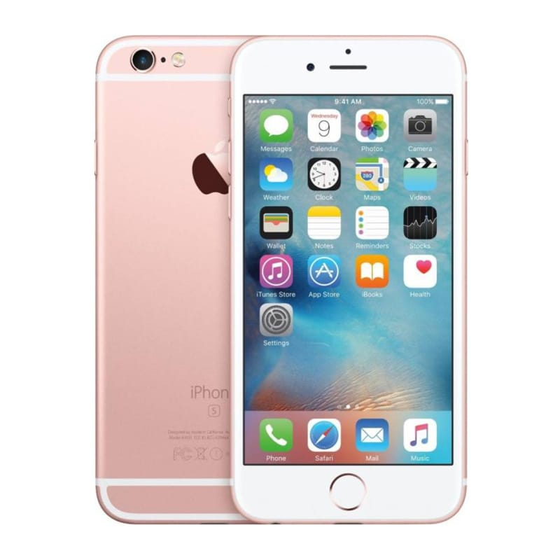Apple iPhone 6s Rose Gold, 32 GB images, Buy Apple iPhone 6s Rose Gold, 32 GB online at price Rs. 40,699