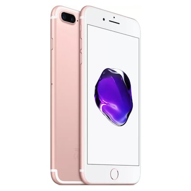 Refurbished Apple iPhone 7, 128 GB with Brand Box (Rose Gold, 128GB) Price in India