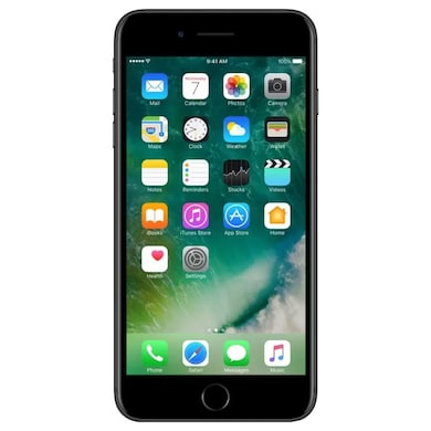 Apple iPhone 7 Plus (Black, 3GBRAM RAM, 256GB) Price in India