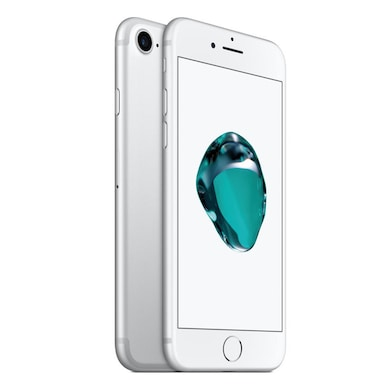 Apple iPhone 7 (Silver, 2GB RAM, 32GB) Price in India