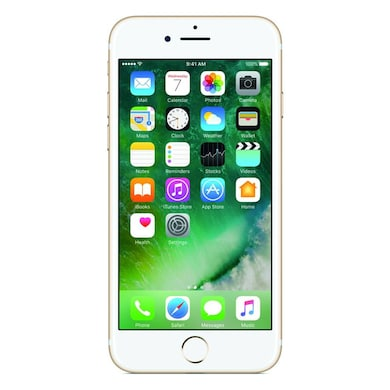 Apple iPhone 7 (Gold, 2GB RAM, 128GB) Price in India